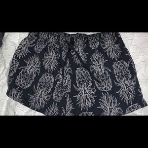 Lauren James Shorts - Pineapple shorts